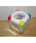 Garanimals activity cube block sensory textures beads mirror baby toddle... - $12.02