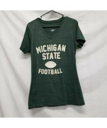Michigan State Football Shirt Women Size Large  - $19.60