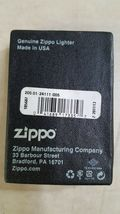 Zippo Limited Edition 'Force of Nature' Eagle Chrome Lighter image 5