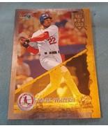 1995 Score Hall of Gold #HG106 Mark Whiten St. Louis Cardinals Baseball ... - $1.00