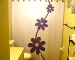 Flower daisy vine shower curtain  65 thumb155 crop