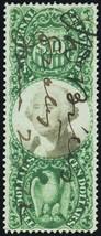 R149, Scarce $10 Revenue Stamp With XF Centering Cat $400.00 - Stuart Katz - $290.00