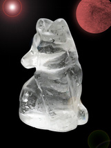 Free W $25 Super Blood Wolf Moon Eclipse Wolf Crystal Magick 7 Scholars - $0.00