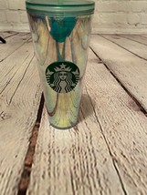 STARBUCKS  IRIDESCENT RAINBOW SIREN SCALES MERMAID 24OZ TUMBLER NEW - $54.45