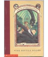 The Reptile Room (A Series of Unfortunate Events, Book 2) [Paperback] Le... - $5.51