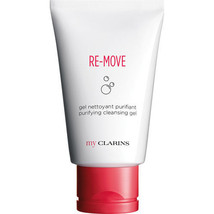 Clarins RE MOVE purifying cleansing gel 125 ml - $50.00