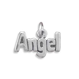 73038 angel word charm