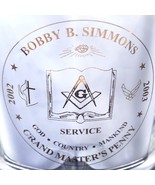 Bobby Simmons Grand Master's Penny Masons 217th Annual Communication Cof... - $5.93