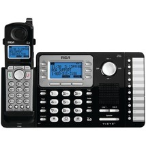 Rca 2-line Expandable Cordless Phone With Caller Id - $126.26