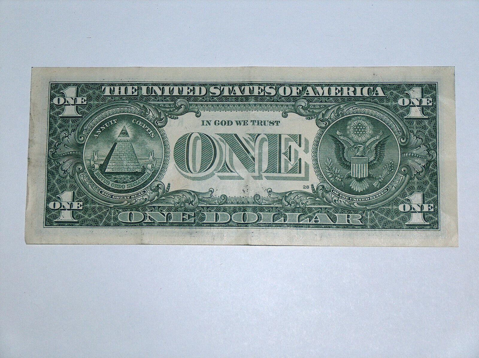 2017 $1 Bill US Note Albert Einstein Birthday Year 1 Pairs 11911879 Fancy Serial