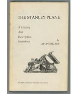 Stanley Plane Book Sellens antique vintage tools 1st ed woodworking  - $75.00