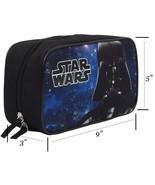 STAR WARS Darth Vader Travel Case / Organizer / Stationery Pack / BRAND ... - $6.99