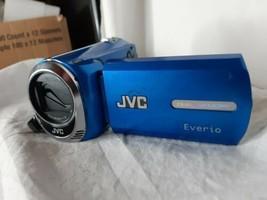 Jvc Everio GZ-MS23OAU Camcorder 45X Dynamic Zoom - As Is - $30.64