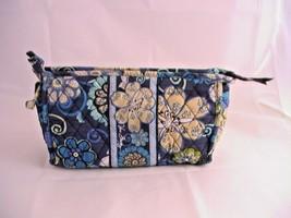Vera Bradley Mod Floral Blue Make Up Case - $12.64