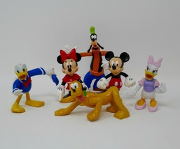 Disney Mickey Mouse Clubhouse Mickey & Friends 5 Piece Figure Set - $15.88