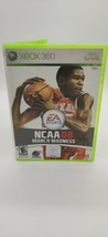 NCAA March Madness 08 (Microsoft Xbox 360, 2007) Kevin Durant Cover Clea... - $13.50