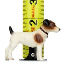 Hagen Renaker Dog Jack Russell Terrier Ceramic Figurine image 2