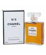 Chanel No. 5 - Eau de Parfum - 1.7 oz / 50 ml - EdP Spray - NEW & Sealed - $139.00