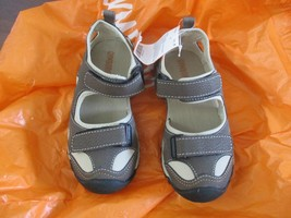 BNWOB Gymboree Toddler Boys/kids sandals, brown, pick size - $30.00