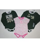 Cal Poly Mustangs Infant Girls 3 Piece Bodysuit... - $14.99