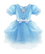 Disney Store Deluxe Cinderella Baby Costume Blue Dress Cameo 12-18mo NWT - $34.96