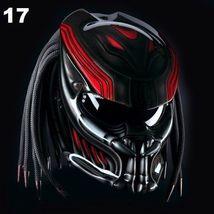 Predator Motorcycle Helmet Van Houten (Dot / Ece Certified) - $355.00