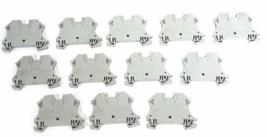 LOT OF 12 ALLEN BRADLEY 1492-J4 GRAY TERMINAL BLOCKS 4MM, 22-10AWG, 800V, 1492J4 image 1