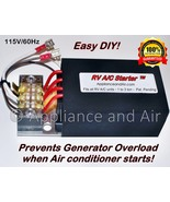 START-UP Problems with Portable Generator and Rooftop A/C Air on RV Camp... - $98.95