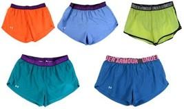 Under Armour Women's Inner Brief Running Shorts UA HeatGear Licensed NEW