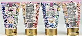 Bubble Charm Firming Body Wash Cups of Tea set of 4 - 2 oz. Each Bottle image 2