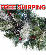 CHRISTMAS CEDAR Scented Ecosoy Candle Tins VEGAN & CRUELTY FREE - $13.31+