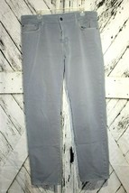 Mens American Eagle Outfitter Extreme Flex 4 Slim Straight Gray Pants Sz... - $22.77