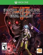 Sword Art Online: Fatal Bullet - Xbox One [video game] - $36.38