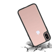 Apple iPhone X 7 Shockproof Clear Ultra Thin Hard Hybrid Bumper Back Case Cover image 10