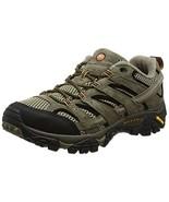Merrell Men's Moab 2 Vent Low Rise Hiking Boots, Brown (Pecan), 14 UK 50... - $143.00