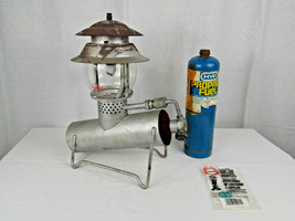 Rare Benzomatic Propane Coleman Lantern - Custom Made ! - $99.00
