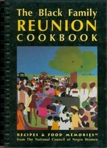 Black Family Reunion Cookbook Libby Clark - $14.36