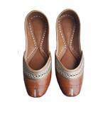 punjabi jutti handmad jutti, fashion shoes, leather shoes USA-7         ... - $29.99