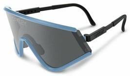 Oakley Eyeshade 30yr Heritage Collection Blue w/Grey 9259-07 - $204.65