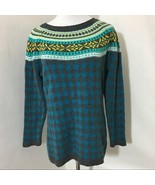 Talbots Black Label Lambswool Pullover Sweater Sz Medium - $37.00
