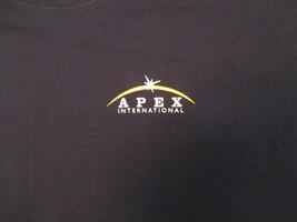 Apex International T Shirt Size XL - $7.99