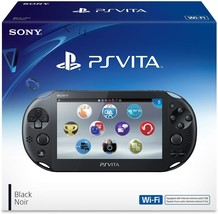 PS Vita - New Slim Model PCH-2006 Black NEW - 1GB - Asian model Discontinued - $351.00