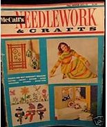 McCall's Needlework and Crafts, Fall-Winter 1972-73 [Paperback] Comstock... - $6.95