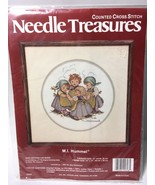 Needle Treasures Hummel Ring Around the Rosie Counted CrossStitch Kit 10... - $11.39
