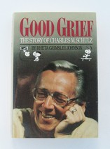 Good Grief The Story of Charles M Schulz Rheta Grimsley Johnson 1989 1st Edition - $9.41
