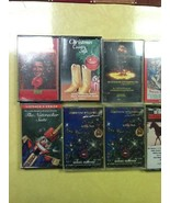 Lot of 14 USED Christmas Cassette Tapes - $0.99