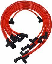 OEM Distributor Red Spark Plug Wire 6cyl GMC CHEVY 4.3L V6 TBI EFI 85-99 Pontiac image 6