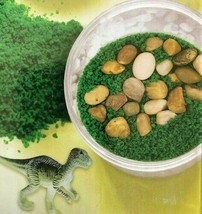 Create Your Own Dinosaur Terrarium Kit - Kids Science Learning Craft Project NEW image 2
