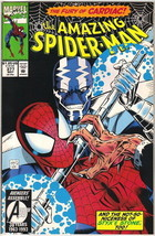 The Amazing Spider-Man Comic Book #377, Marvel 1993 Near Mint New Unread - $3.50
