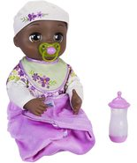Baby Alive Real As Can Be Baby: Realistic African American Doll - $129.99